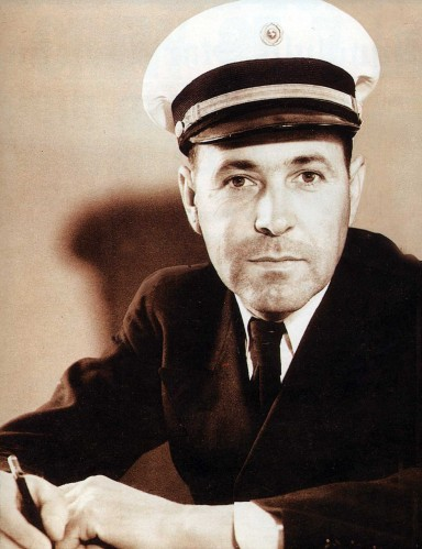 Pan Am Captain Edwin Musick